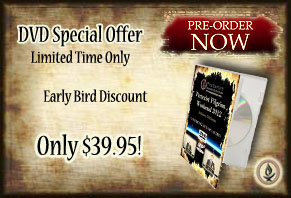 Early Bird DVD Discount