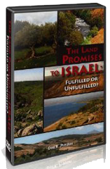 The Land Promises to Israel