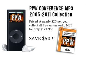 PPW Conference Collection - 2005-2011 (MP3)