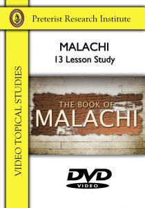 The Book of Malachi DVD Series