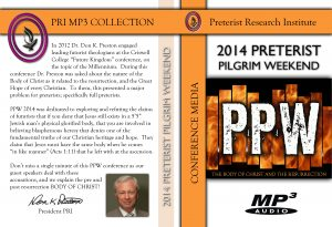 PPW Conference (The Body of Christ) - 2014 (MP3)