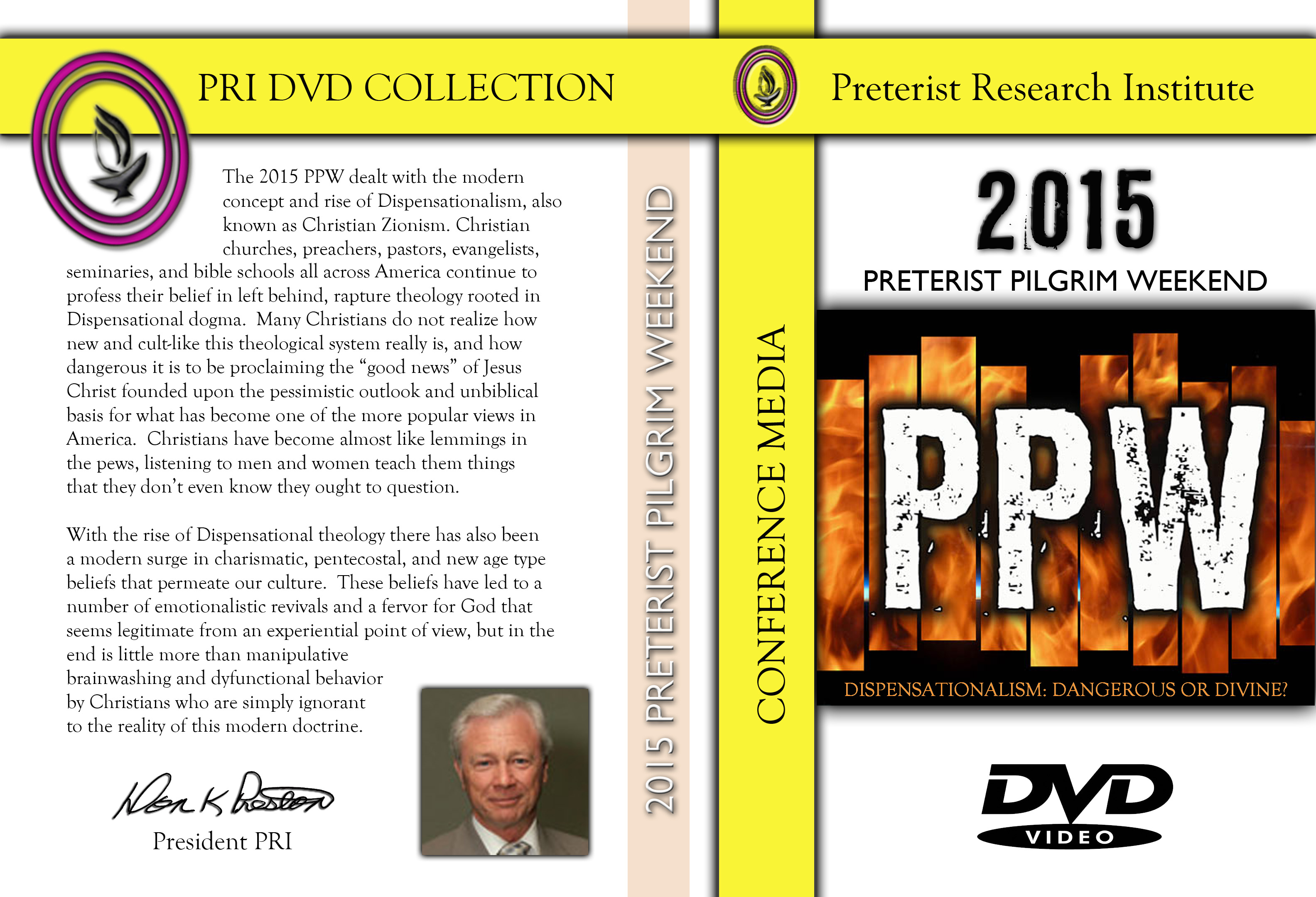 2015 PPW Conference DVD/MP3