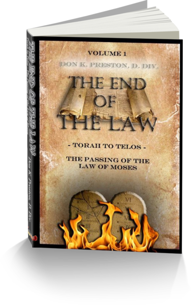 The End of the Law Volume I