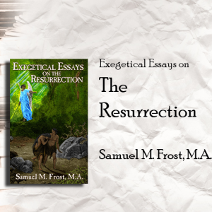 Essays on The Resurrection