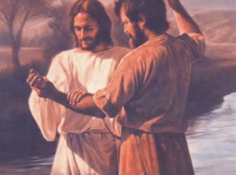 John The Baptizer - DVD