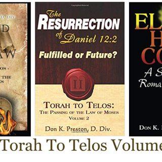 Torah to Telos